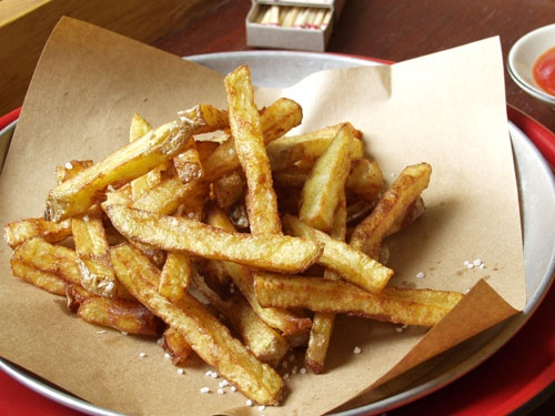 ... Kitchen Briannas Matchstick (cold oil) french fries - looks yumtastic