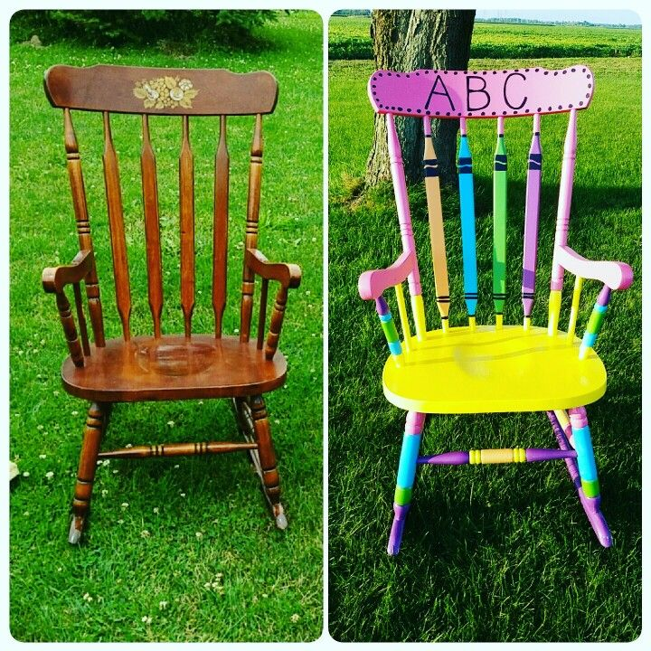 Teacher rocking chair.. Early Childhood Rocks!! This will look great in the classroom this fall.  #teacherrockingchair