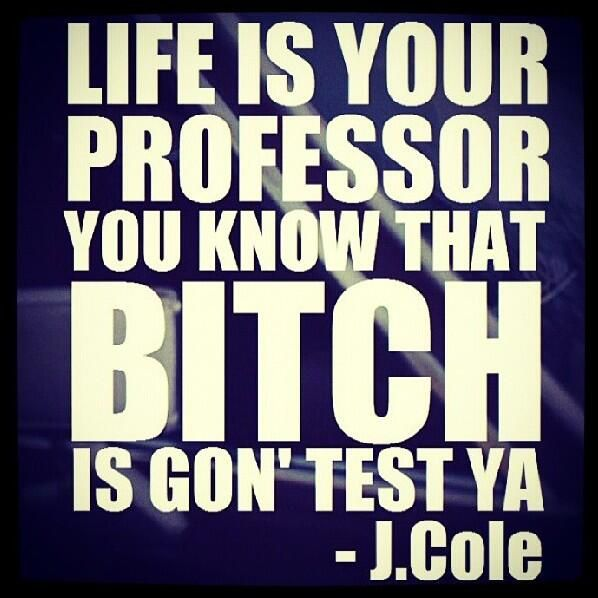 J. Cole #lyrics