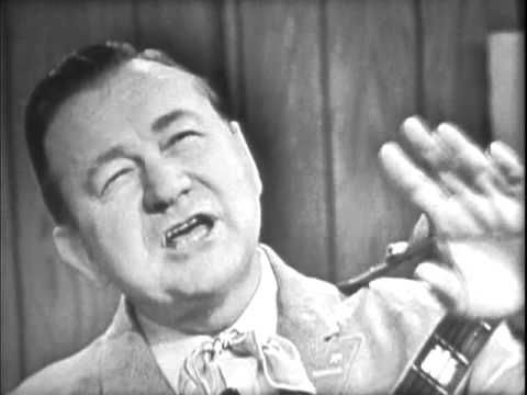 Tex Ritter - Hillbilly Heaven,I love this song & he sings it so well