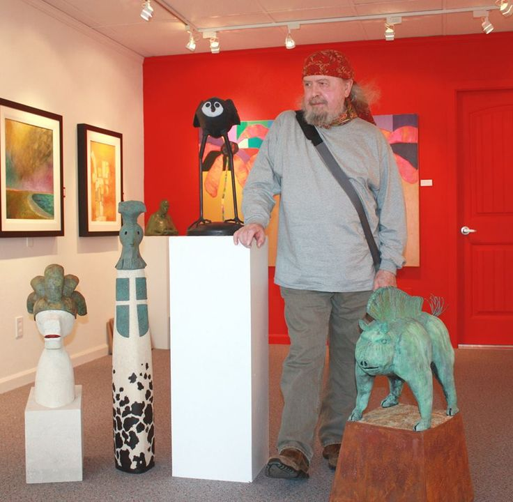 Congratulations to Red Art Gallery artist Michael Robb from Saltspring Island - who won Jurors Choice Award (again) at the Sooke Fine Arts Show this past weekend. We have a stunning selection of Michael's works at the gallery, in a wide range of sizes and prices. Please drop in and enjoy his superb craftsmanship and quirky sense of humour!