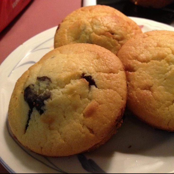 Recipe Blueberry Muffins by Felicia81 - Recipe of category Baking - sweet