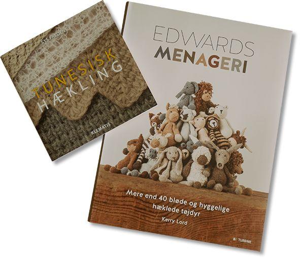Edwardsmenageri skøn ide fra http://www.yarnious.dk/
