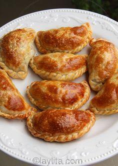 Turkey empanadas (for leftovers!)