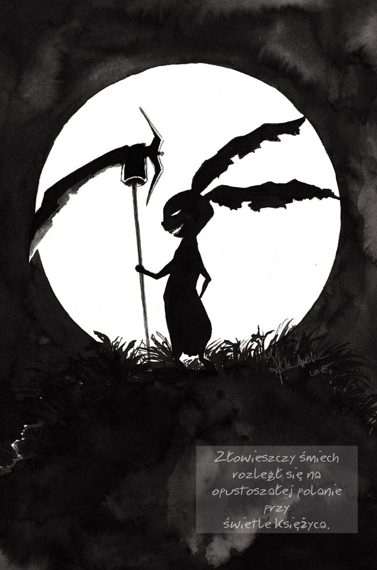 """""""Dark Bunny"""" by Kashoka - An omnious laugh rang out across deserted glade in the moonlight."""