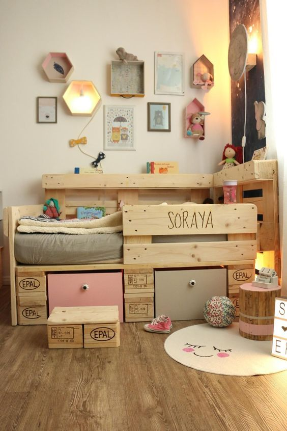 die besten 25 babybett selber bauen ideen auf pinterest kinderbett bettw sche nautisches. Black Bedroom Furniture Sets. Home Design Ideas