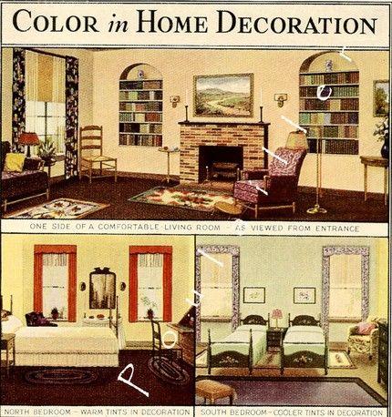 1927 House Decor   House And Home Design