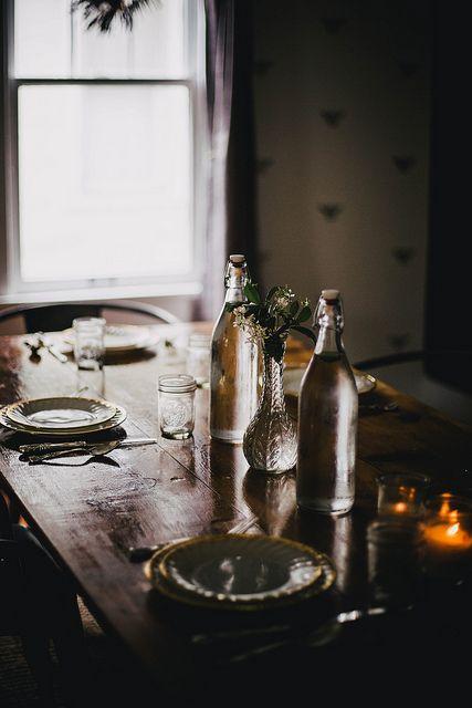 rebekka's dining room by Beth Kirby | {local milk}, via Flickr