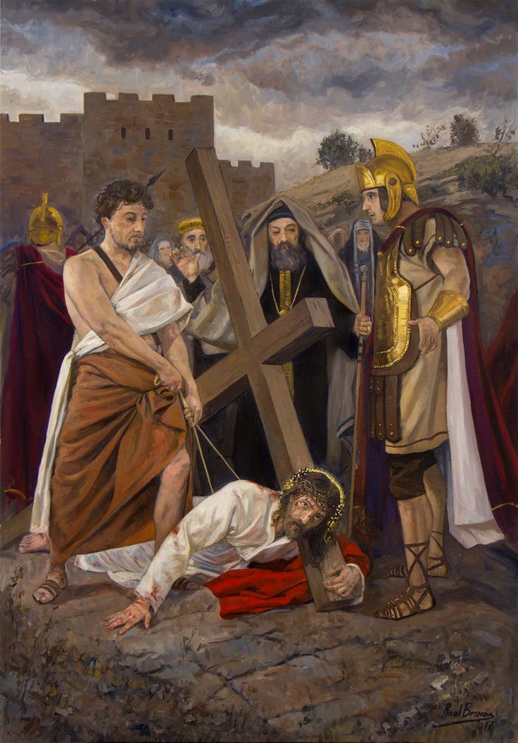 Jesus Falls for the Third Time / Jesús cae por tercera vez // 2017 // Raúl Berzosa // IX Estación de Vía Crucis para Guatemala // #Christ #WayoftheCross