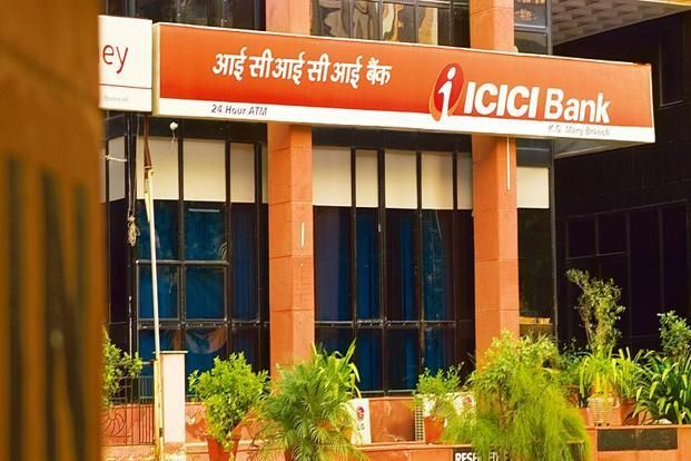 ICICI Bank at 2-year high ahead of Q1 results; mkt-cap crosses Rs 2-lakh cr:- 27 July, 2017  :ICICI Bank hit two-year high of Rs 315, up 1.6% on BSE in early morning trade, ahead of the release of its April-June (Q1FY18) results today.