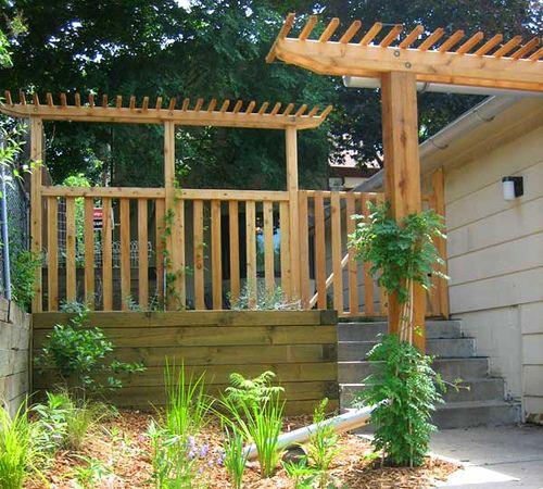 40 best grapevine arbor images on Pinterest Grape arbor, Arbors - garden arbor plans designs
