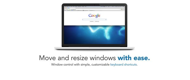 Ricardo Gomes Blog : Spectacle – controlo de janelas no Mac