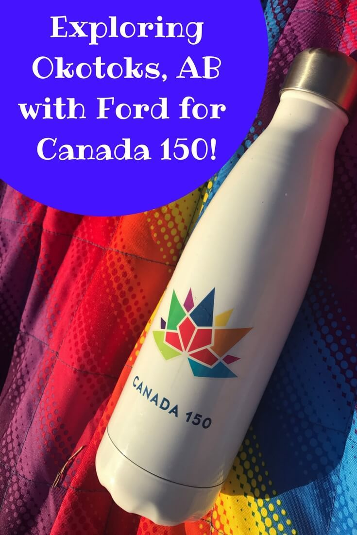 Exploring Okotoks, AB with Ford Canada for Canada 150! See our review of the Ford Flex and our fun trip to see the Okotoks Dawgs!