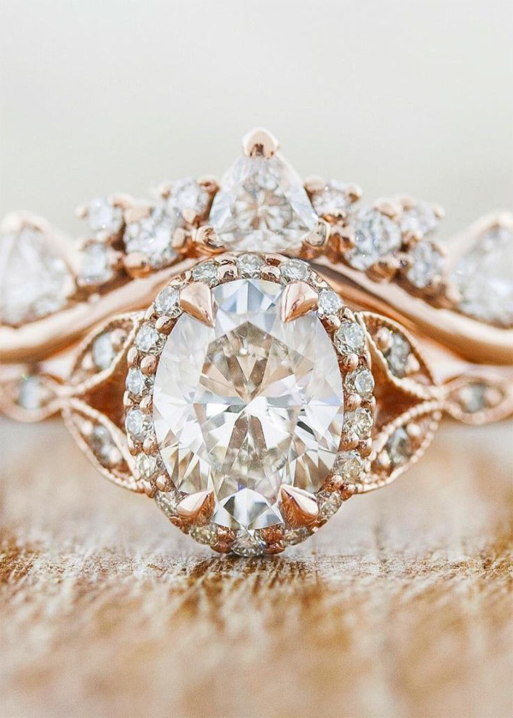 14 Engagement Rings For The Boho Bride Cool Wedding Rings