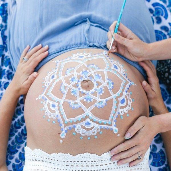 Babybauch Bemalen Uber 30 Fotoshooting Ideen Und Nutzliche Tipps Fotoshooting Ideen Babybauch Bemalen Babybauch