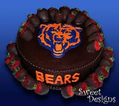 chicago bears cake designs - Google Search