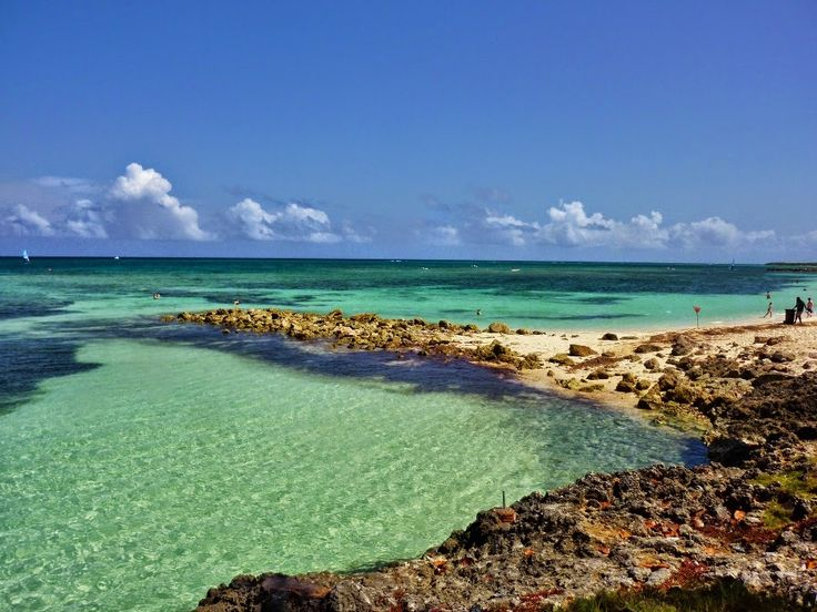 Holguin Cuba has approximately 50 picturesque beaches that cover 25 miles of coastline protected by a coral reef, bordered with thick vegetation. Photo Credit: Craig & Carolyn Percy-Searle