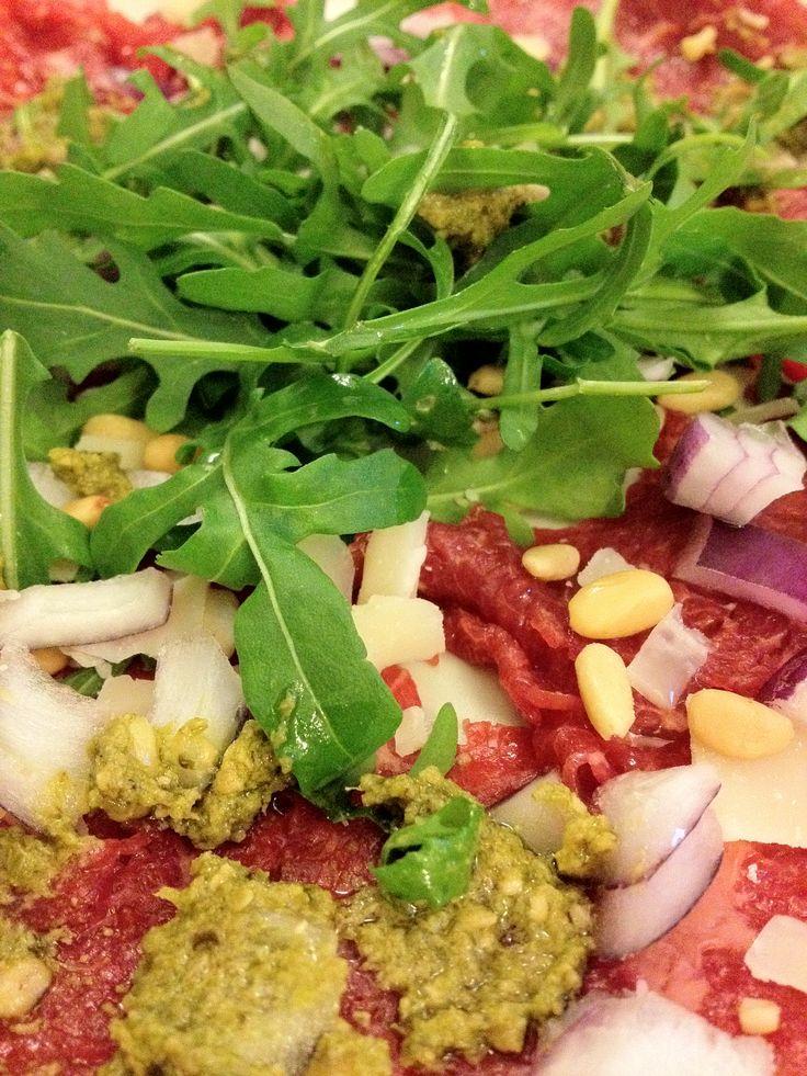Carpaccio Salade | Lekker en Simpel