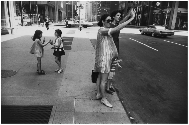 Garry Winogrand (14 January 1928, New York City – 19 March 1984, Tijuana, Mexico) was a street photographer known for his portrayal of America in the mid-20th century. John Szarkowski called him the central photographer of his generation.