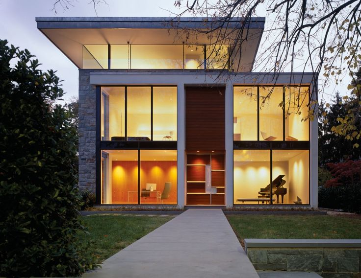 Contemporary House by David Jameson Architect - Homaci.com