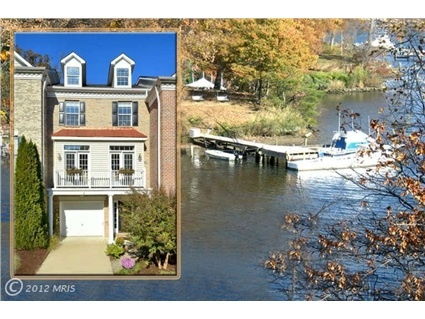 642 Snow Goose Lane, Annapolis, MD 21409 — This is it, the most coveted building in Waters Edge with beautiful water views. Very rare, a must see. 100K+ in sophisticated options! Bose surround sound, Entry level BR/Family Rm. Gourmet Kitchen/Dining Area w/custom maple cabinetry. Vaulted top-level studio/office/BR w/sep HVAC and full BA. Multiple waterside decks. Great schools & easy access to major highways. View Floor Plan Virtual Tour Broadneck SCHOOLS!