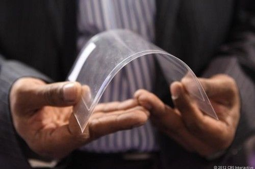 This is flexible Glass by Corning. future, futuristic, Corning, future tech, Willow Glass, CNET, CES, Gorilla Glass, flexi-screen, Willow, technology futurist, innovation in technology, technology news #futuristictechnology