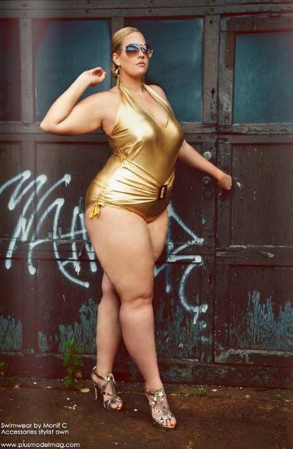 Красота толстушек в эротике наконец