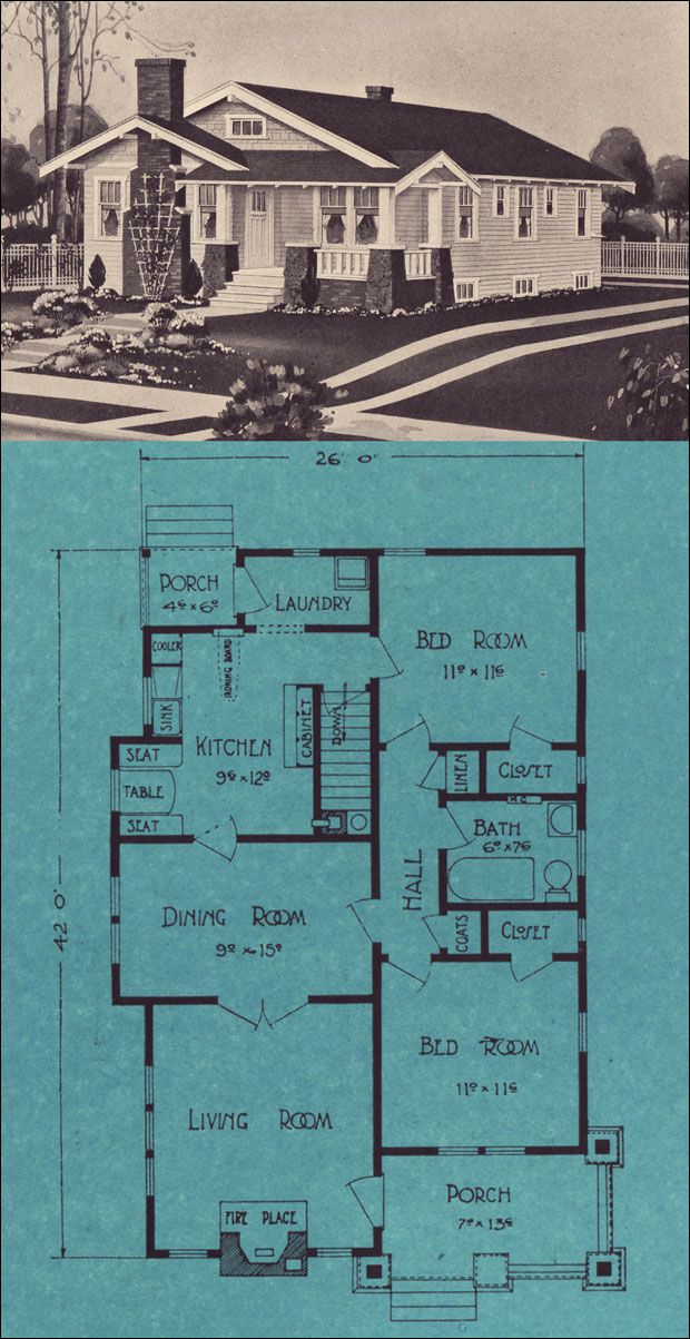 419 best historic craftsman bungalow images on pinterest for Stetson homes floor plans