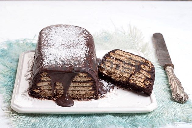 Κέικ μωσαϊκό