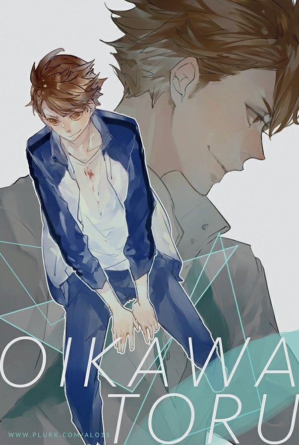 Tooru Oikawa