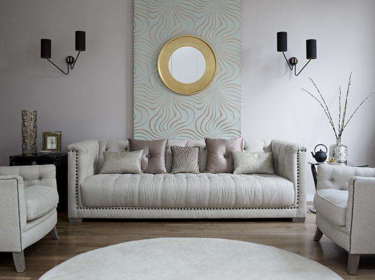 Trafalgar Grand Sofa I DFS Dfsco Living Room InspirationCo UkRoom