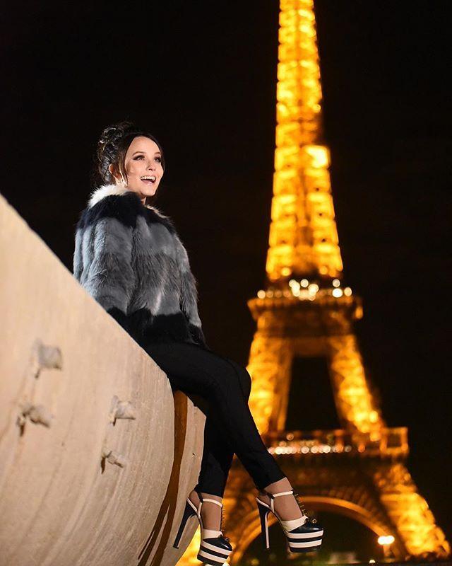 Bonsoir Paris Mon Amour ♥️