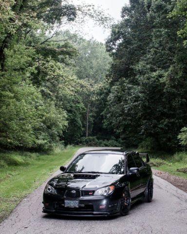 2006 Subaru WRX STi - Rare   used cars & trucks   City of Toronto   Kijiji
