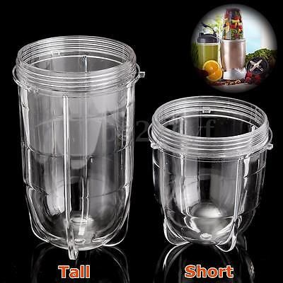 Fashion Juicer Cup Mug Clear Replacement For Bullet Juicer Tall Small Juicer Accessory Bowl Cover