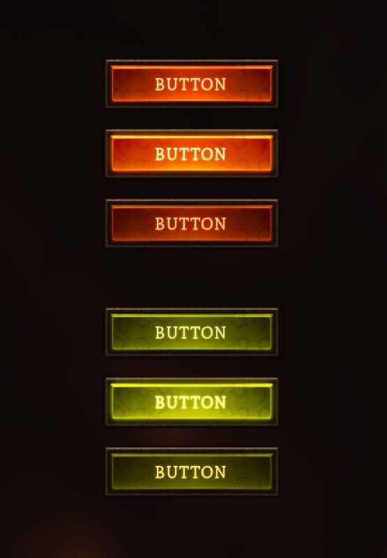 game ui button - Google 검색