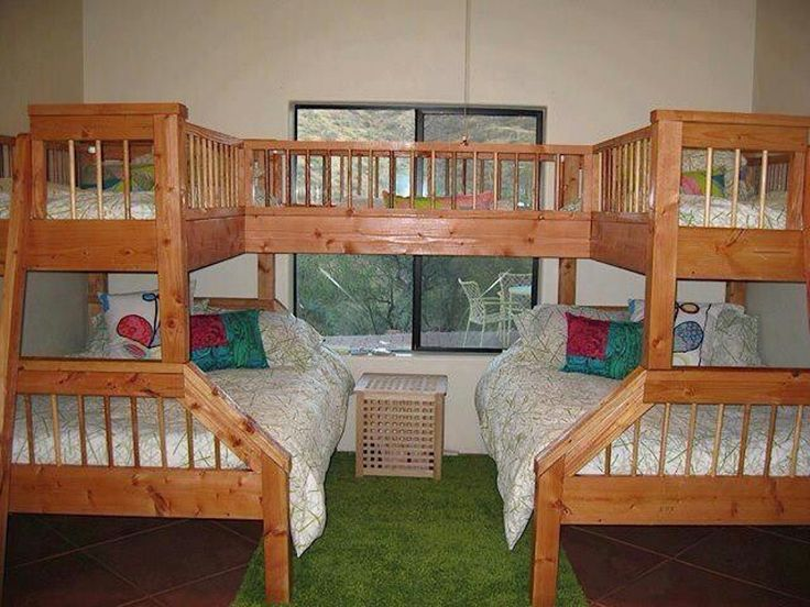 Best Cute Awesome Bunk Beds For House Indoor Furniture Lovable 640 x 480