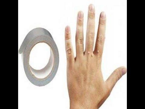 Você sabia que é possível remover verrugas usando fita adesiva? Pois é possível sim, e hoje você vai aprender tudo sobre este método para eliminar verrugas em casa, sem precisar comprar o