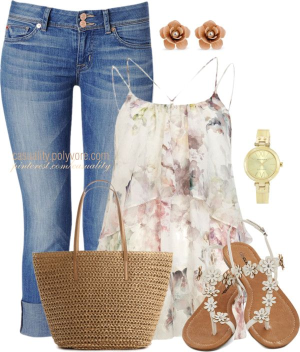Summer Outfit: Blouses, Spring Clothing, Woman Fashion, Spring Fashion, Springsumm Outfits, Summer Outfits, Outfits Ideas, Dreams Wardrobes, Spring Outfits