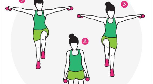 10 Ασκήσεις γυμναστικής στο σπίτι ! - TRUE Woman