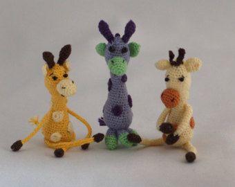 Cute Giraffe - Wijzig listing - Etsyvo