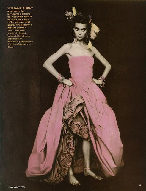 Rainbow Warriors, Vogue, 1996