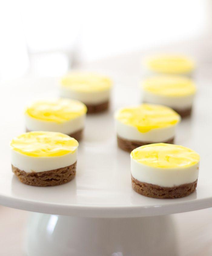 Citroencheesecake recept