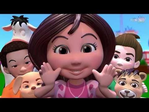 Hickory Dickory Dock and More   Nursery Rhymes Videos From Kachy TV Nursery Rhymes - Kids Songs - YouTube  #kidssong #nurseryrhymes #video #kachytv