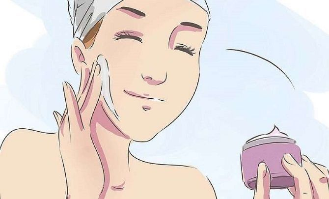 Quando começamos a envelhecer, surgem finas linhas de expressão no nosso rosto.