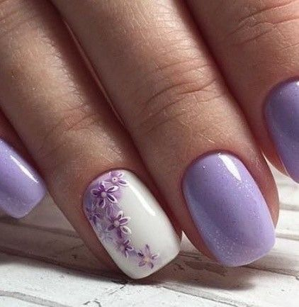 Nails | Art | Girl | polish | cute | make # make # art #madche …
