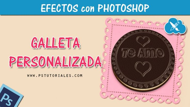 Galleta personalizada - Photoshop Tutorial