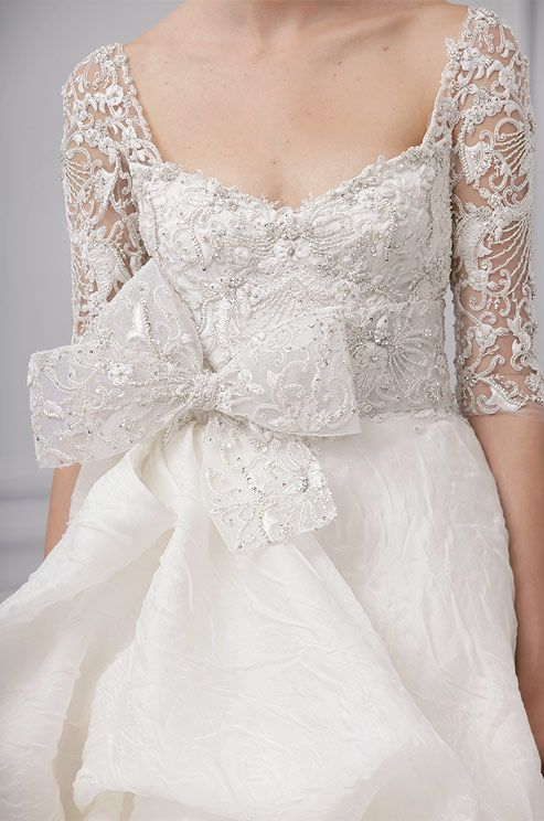 Monique Lhuillier. I love the top!