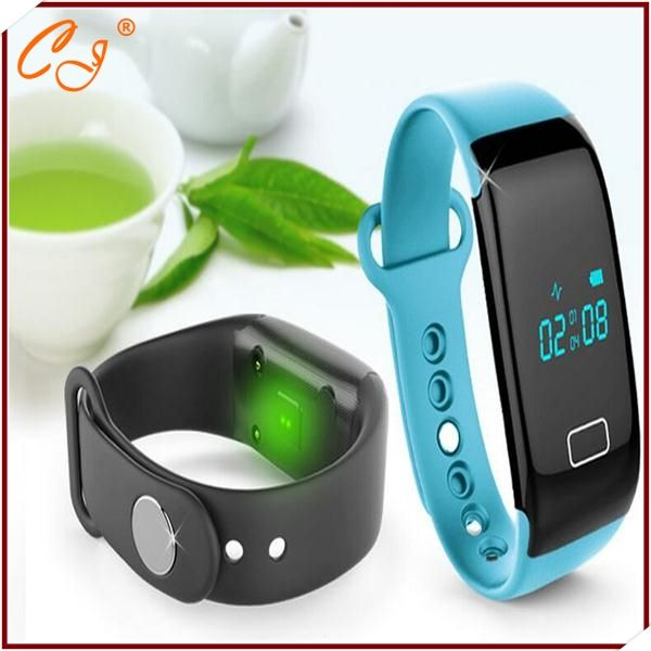 High Quality New JW18 Intelligent Bluetooth Wear Sleep Sport Heart Rate bracelet For IOS Android Smartphone