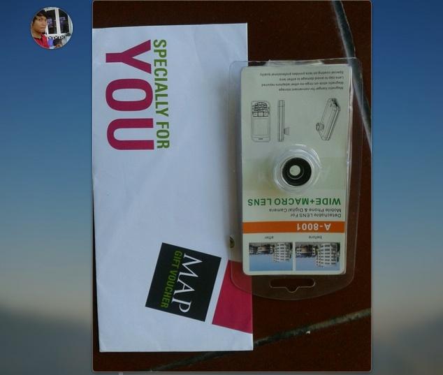 .@ariyoga64 - Pemenang ke 2 Photo Challenge #Resolusi2013 by @fotodroids dengan hadiah Voucher MAP 300 Ribu + Lensa Macro