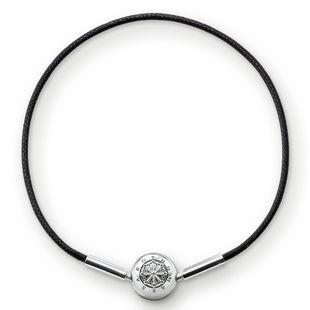 Leather & silver bracelets – Men – THOMAS SABO